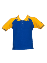 Regular T-Shirt (Royal Blue) (Pre-Nur to STD-8)