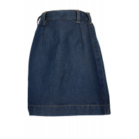 Denim Skirt/Skot {Built in Shorts} (4th to 8th STD)