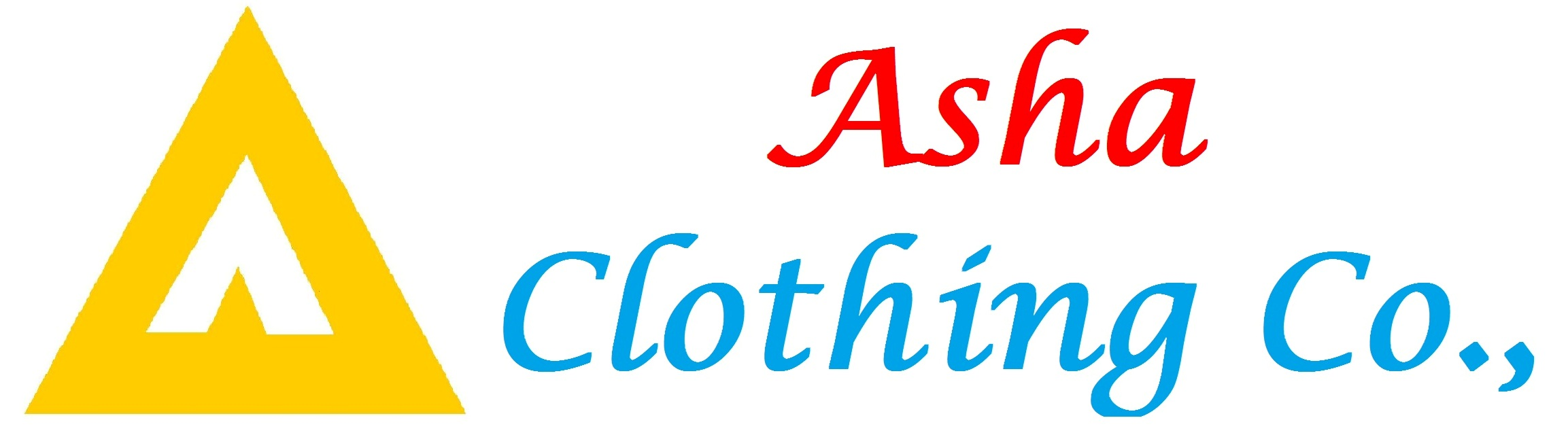 Asha Clothing Co.,